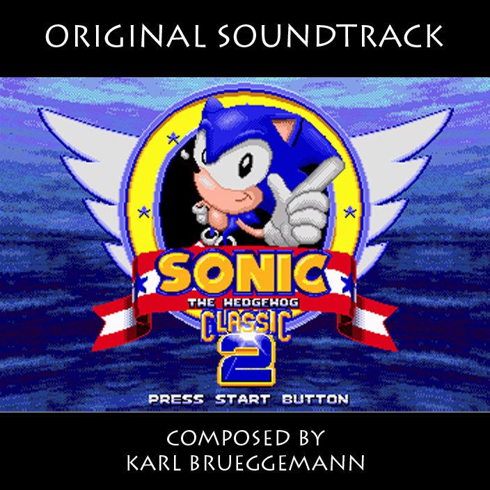 Sonic Classic 2 Soundtrack Karl Brueggemann Super Marcato Bros