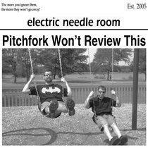 Pitchfork Won't Review This cover art