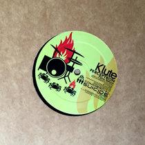 Klute – Perceptron – Fanu remix (vinyl rip) [OSR / Commercial Suicide] cover art