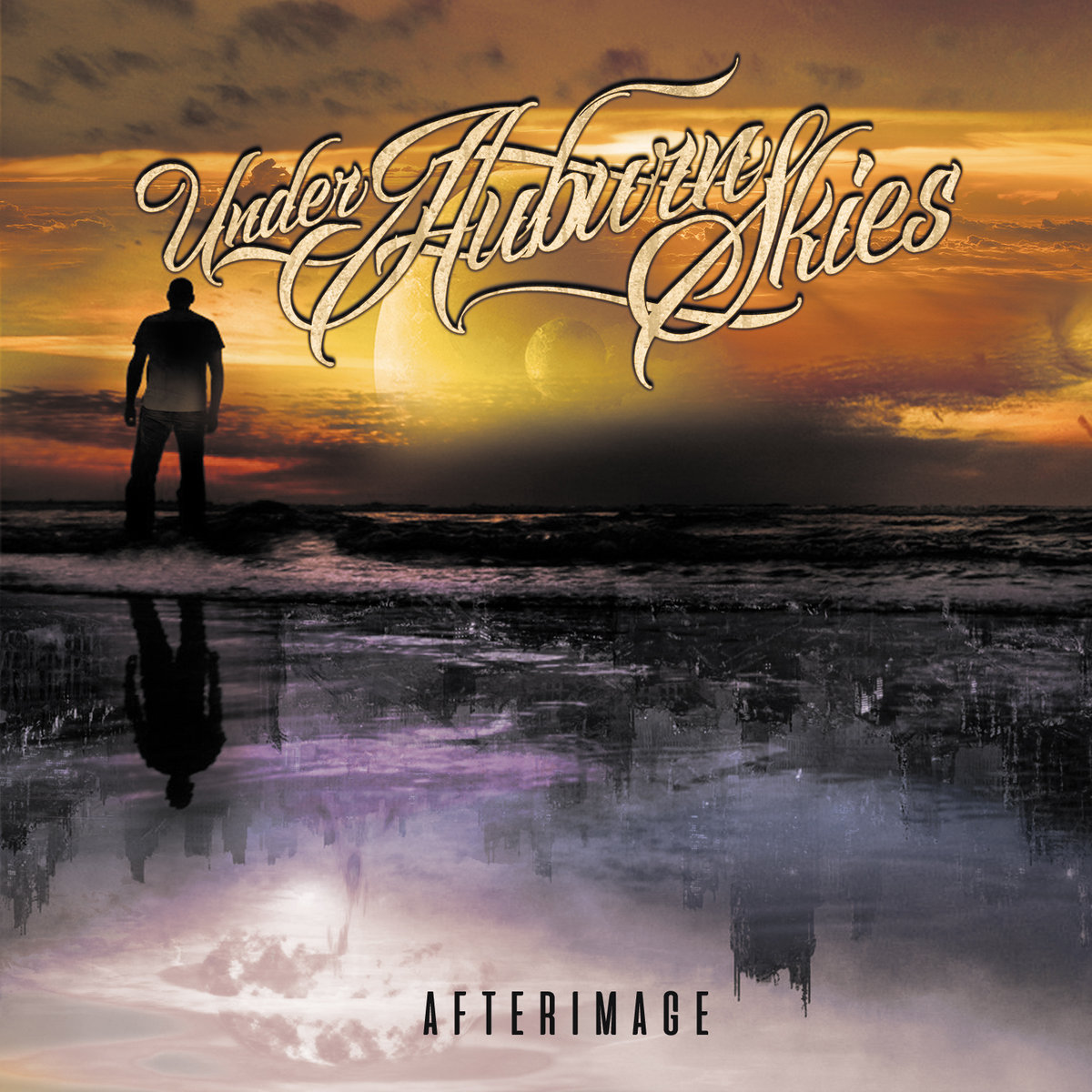 Under Auburn Skies - Afterimage [EP] (2018)