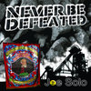 Never Be Defeated Cover Art