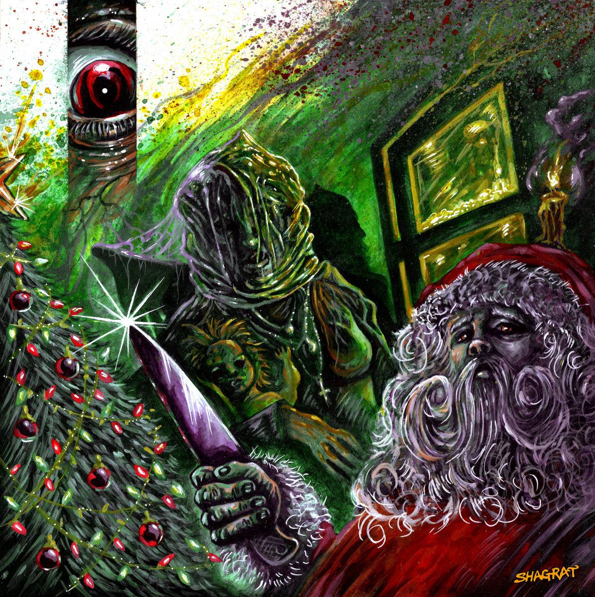 Evil Christmas.Black Christmas Evil Ep Acid Witch