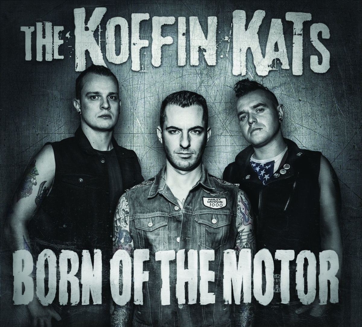 Image result for The Koffin Kats - Born Of The Motor