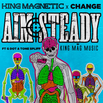 Aim Steady (ft G Dot & Tone Spliff) cover art