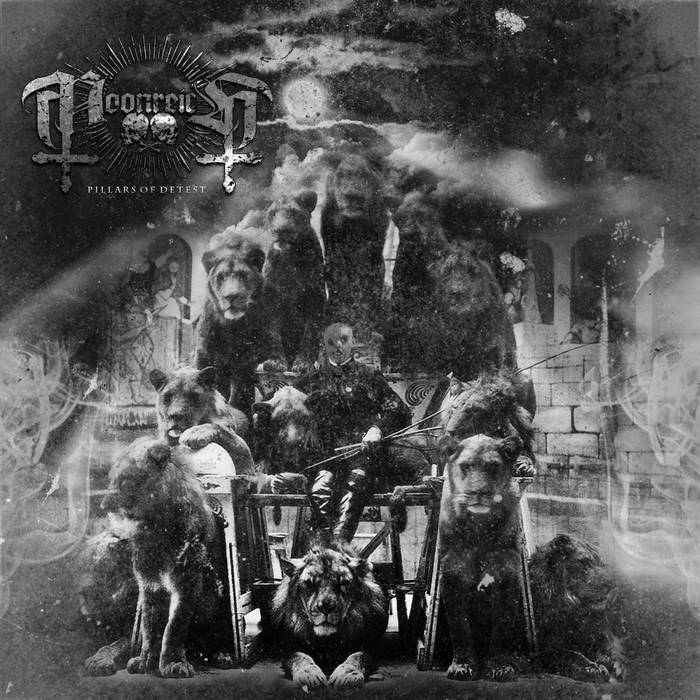 moonreich pillars of detest black metal