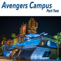Avengers Campus - Part Two cover art