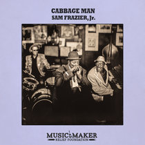 Cabbage Man cover art