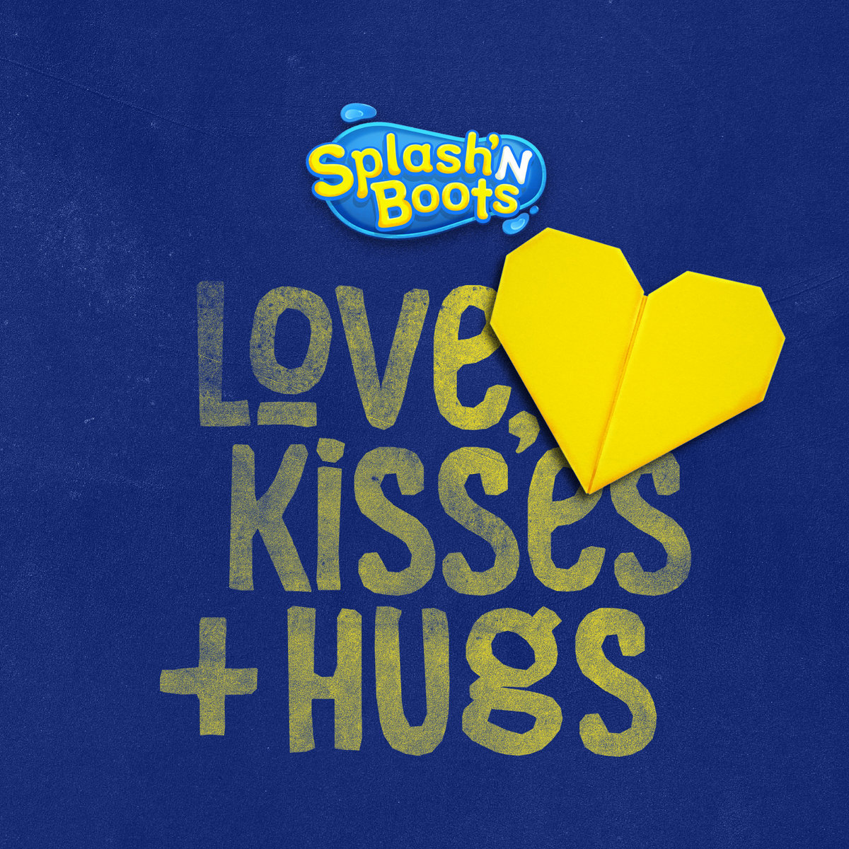 Love Kisses And Hugs Splashn Boots