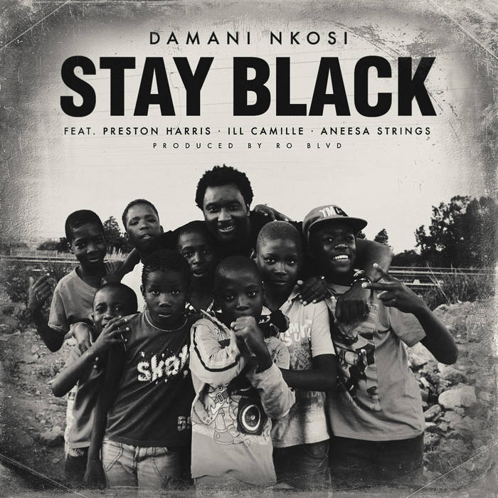 Stay Black cover art