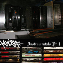 DJ AKOZA - INSTRUMENTALS PT.1 cover art