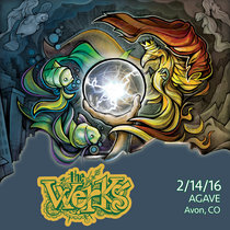 LIVE @ Agave - Avon, CO 2/14/16 cover art