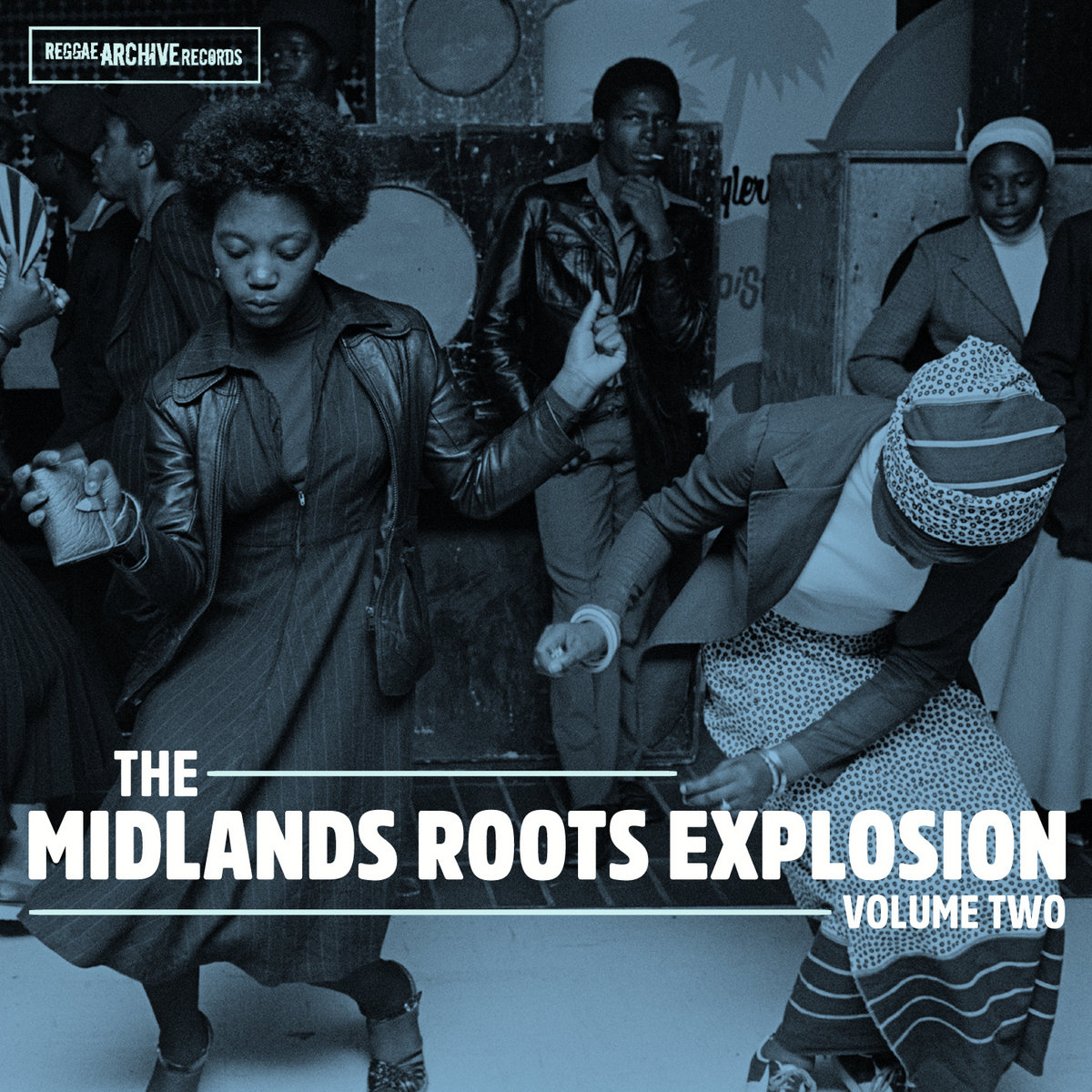 The Midlands Roots Explosion Volume Two | Reggae Archive Records