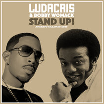 Ludacris & Bobby Womack - Stand Up (Single) cover art