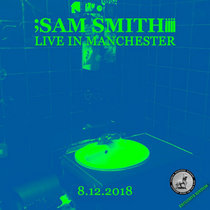Live In Manchester 8/12/2018 Exclusive Edition cover art