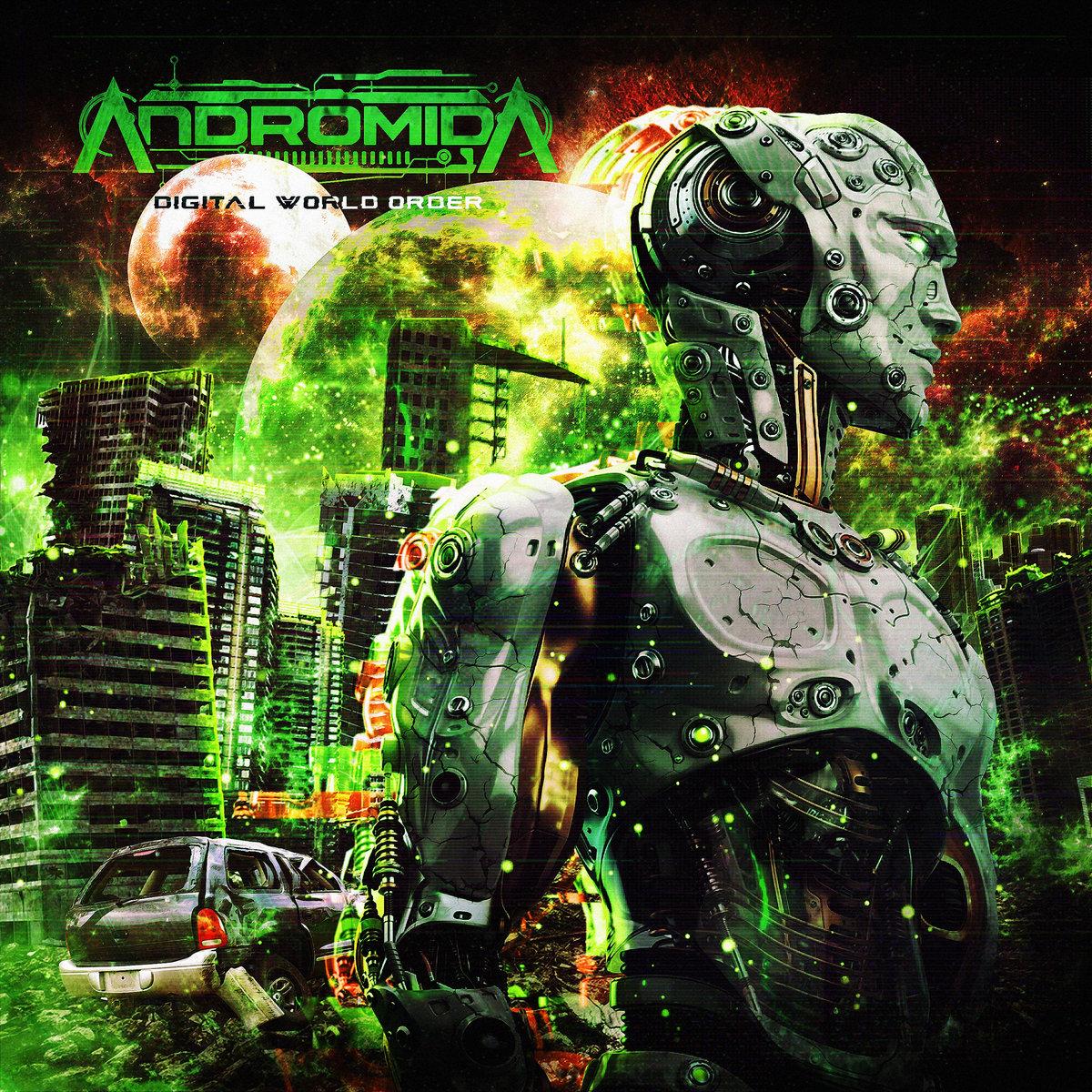 Digital World Order by Andromida