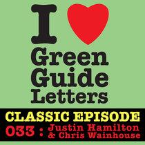 Ep 033 : Justin Hamilton & Chris Wainhouse love the 26/07/12 Letters cover art
