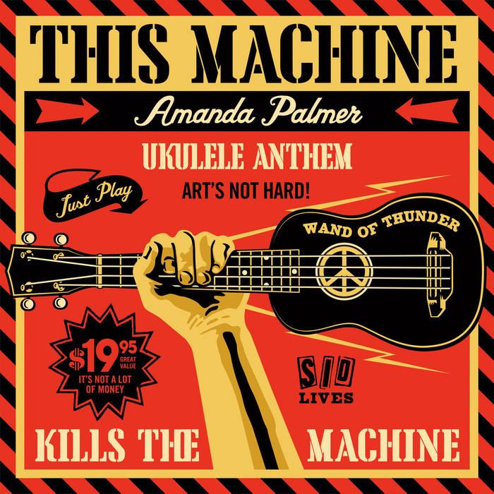Ukulele Anthem Amanda Palmer