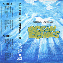 Akeedro x Lowranger - Ocean Echoes cover art