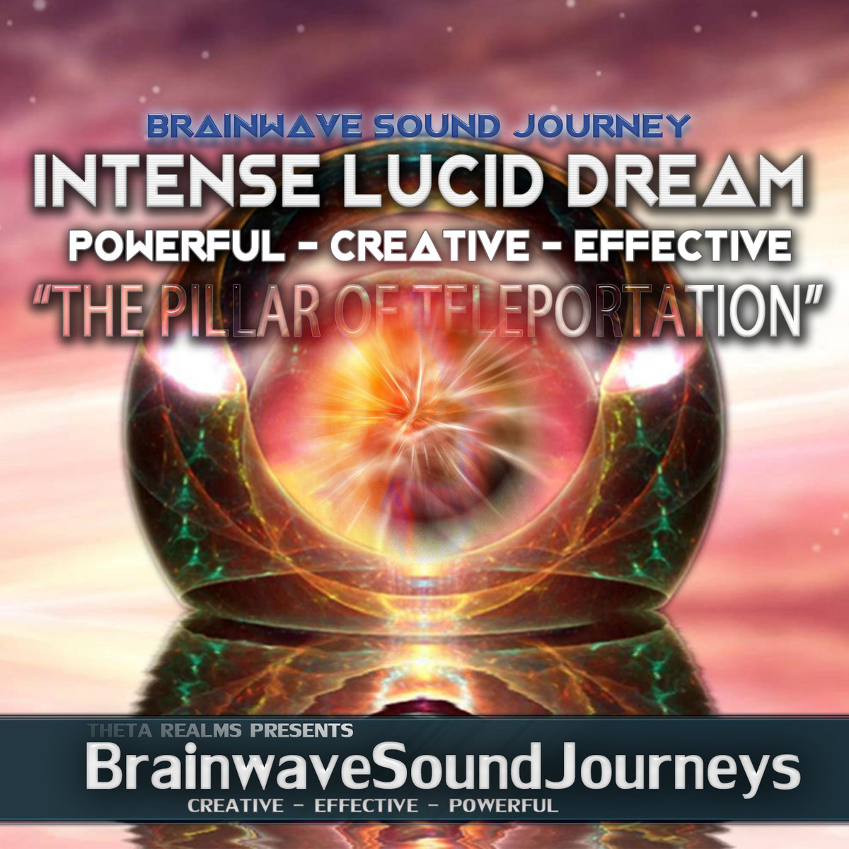 Intense Lucid Dreaming Music With Theta And Delta Waves (THE