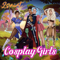 Cosplay Girls (Live Version) cover art