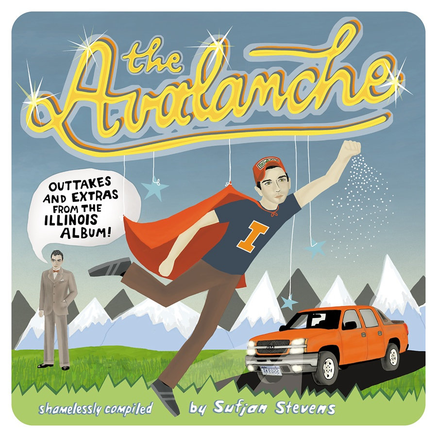 the avalanches because im me