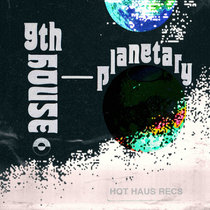 Planetary EP (Feat. Baltra & Fear-E) cover art