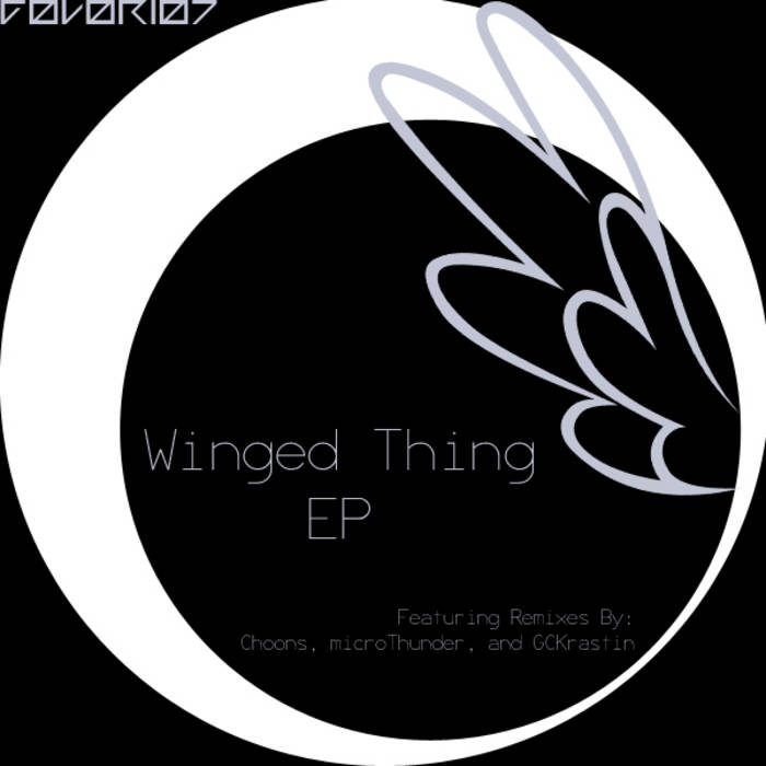 Winged Thing EP cover art