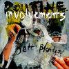 Ink & Jett Blonde LP Cover Art