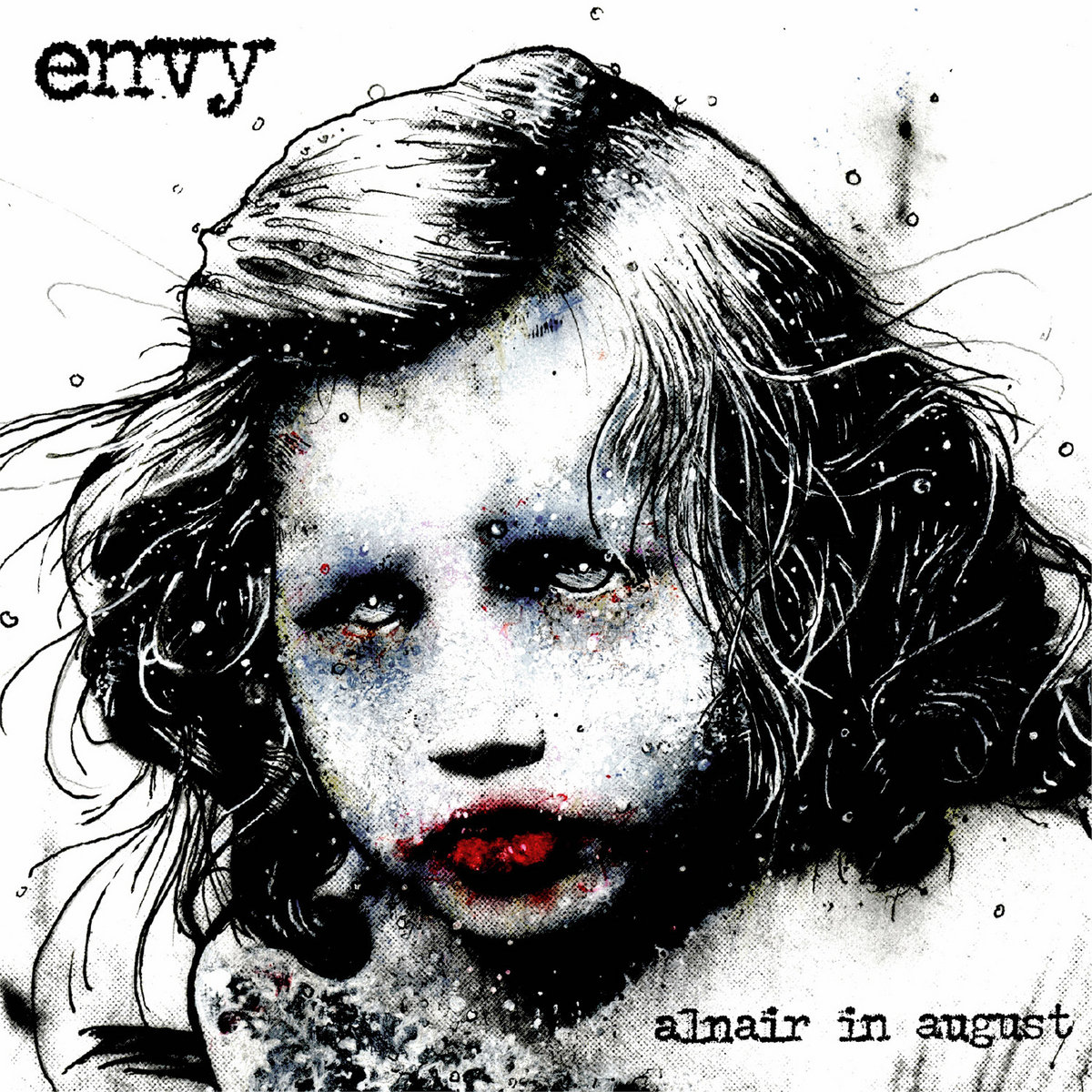 Envy - Aldnair in August [Maxi-Single] (2018)