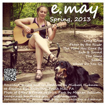 Spring 2013 ep cover art