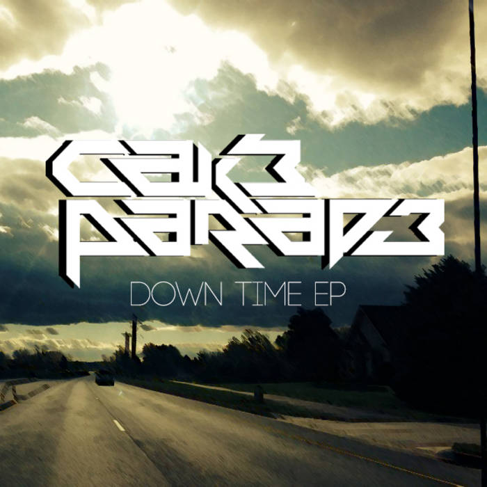 Down Time EP cover art