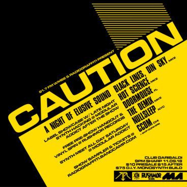 Caution 11.09.18 main photo