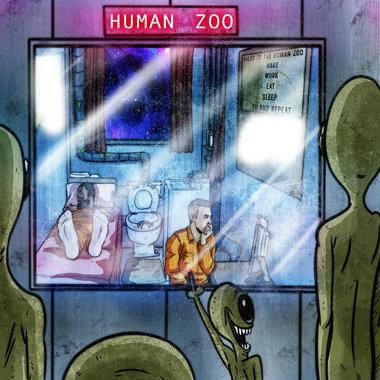 Human Zoo main photo