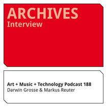Art + Music + Technology Podcast 188 cover art