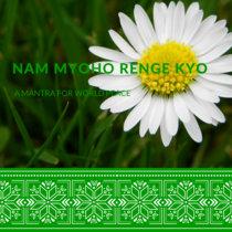 NAM MYOHO RENGE KYO - Joyce Devibe ft. Oceanheart Music cover art