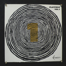 Playfield Vol. 1: Sonar cover art