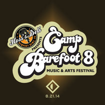 Camp Barefoot 2014 cover art