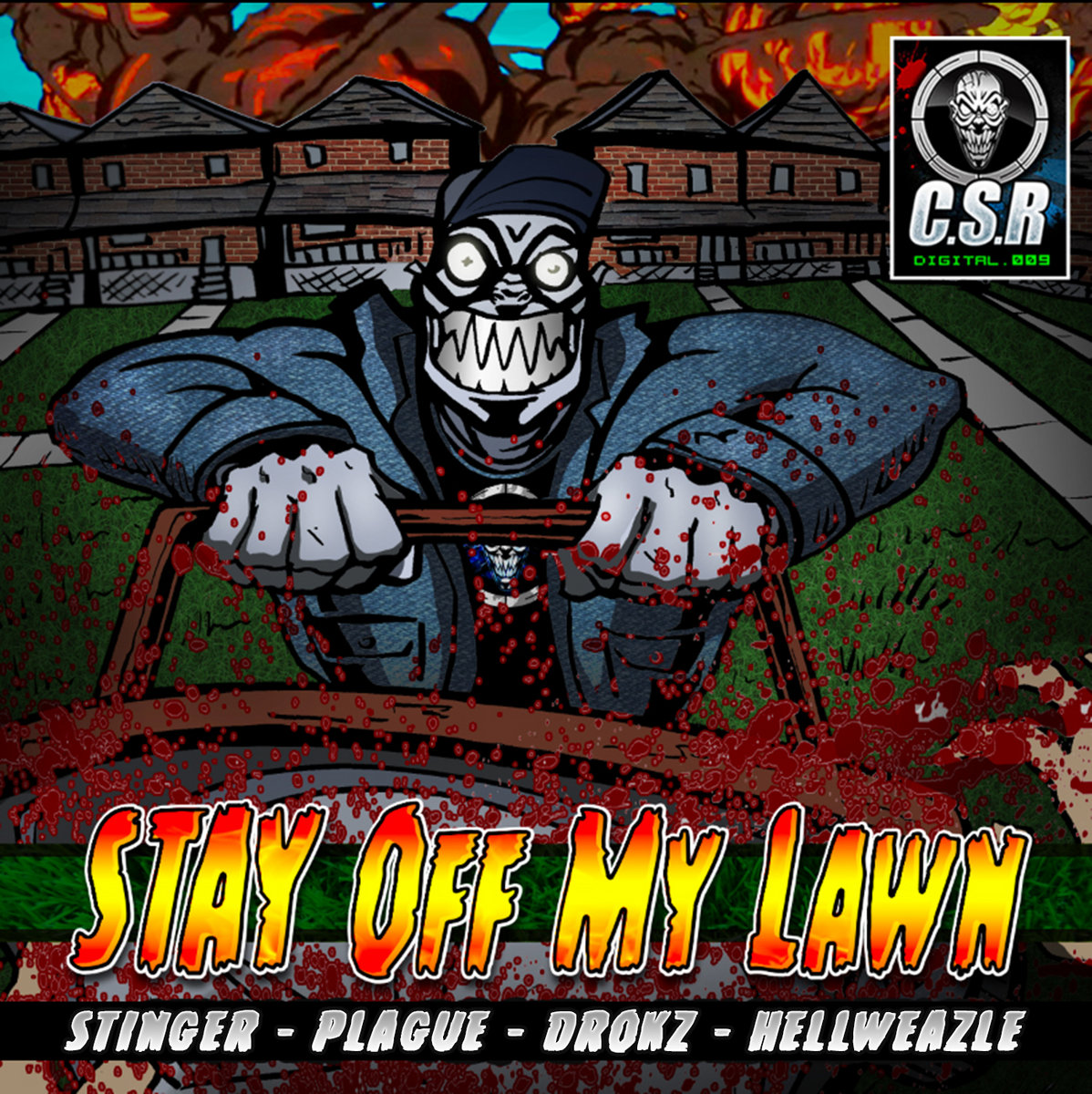 stay off my lawn csr digi 009 core in one recordings