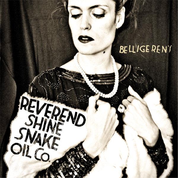Reverend Shine Snake Oil Co
