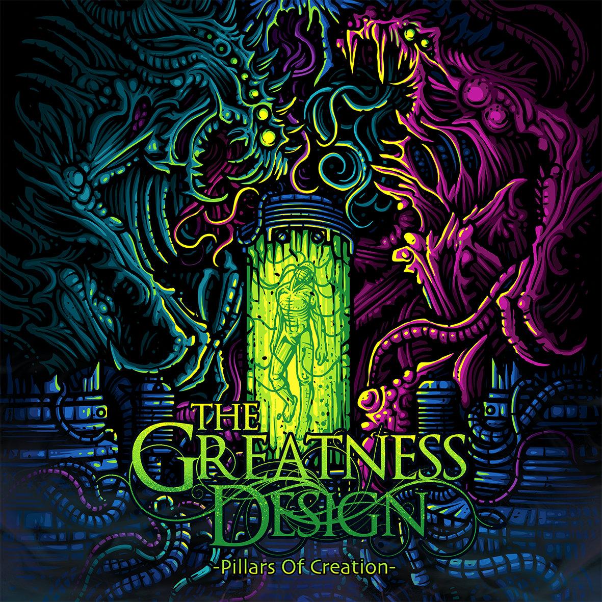 Pillars Of Creation | The Greatness Design