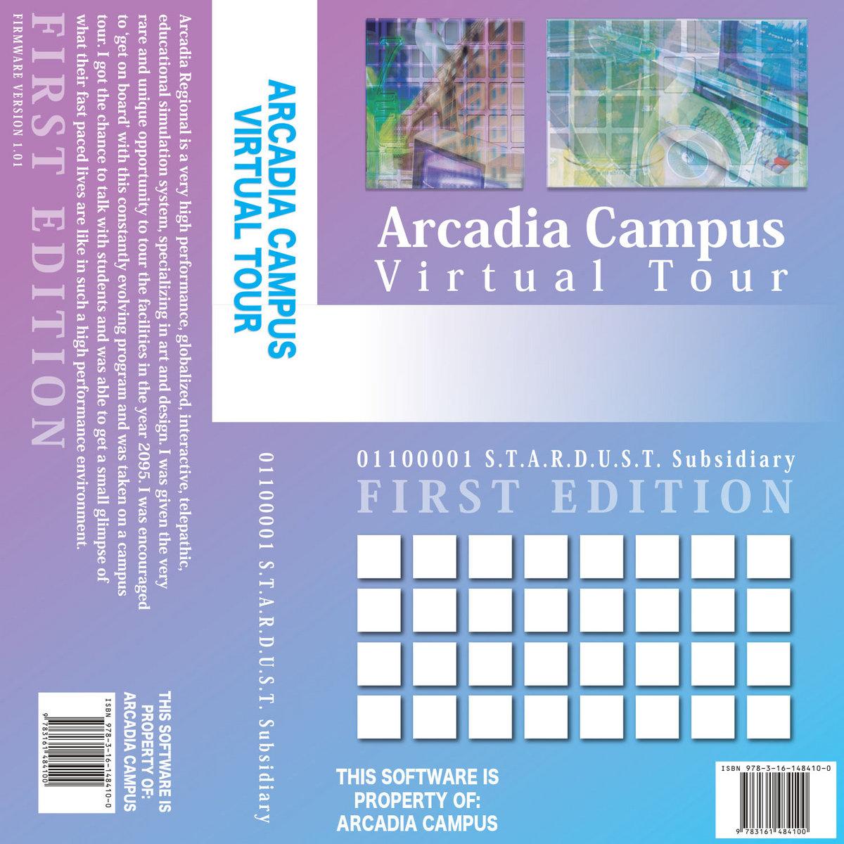 Arcadia Campus: Virtual Tour cover