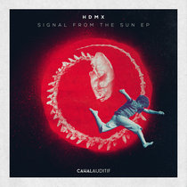 HDMX - Signal From The Sun cover art