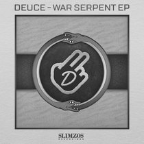 Deuce- War Serpent EP cover art