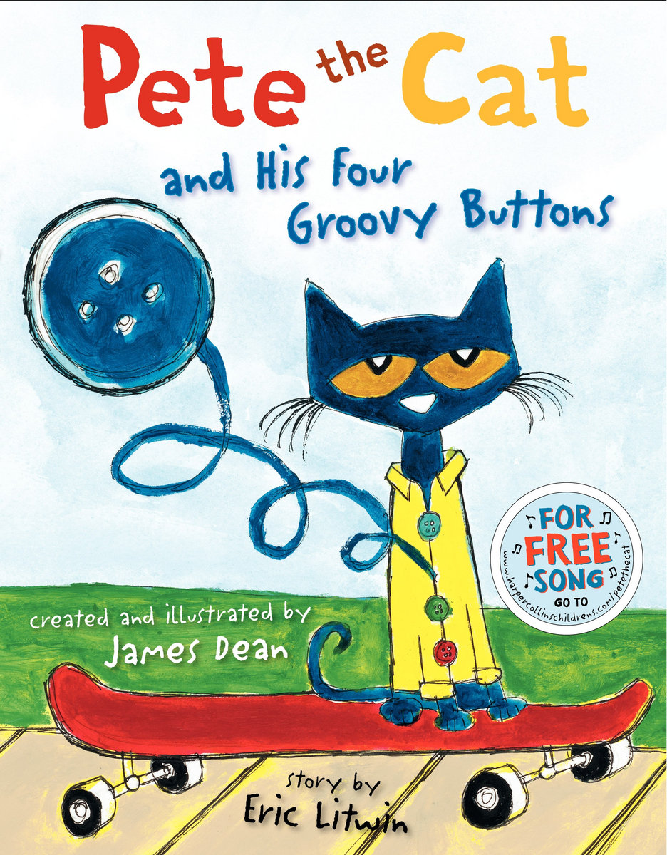 pete the cat and his four groovy buttons mr eric mr michael