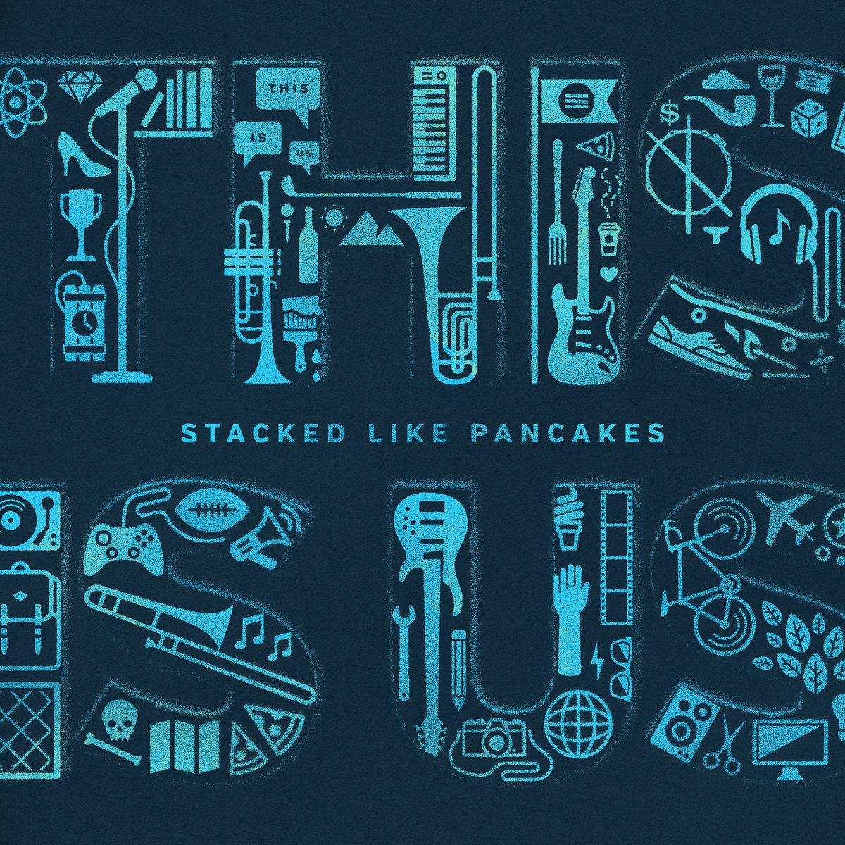 SFDD Stacked Like Pancakes