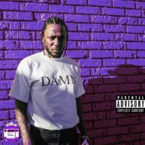 DAMN.   Chopped x Screwed cover art