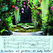 le creature nel giardino di Lady Walton cover art