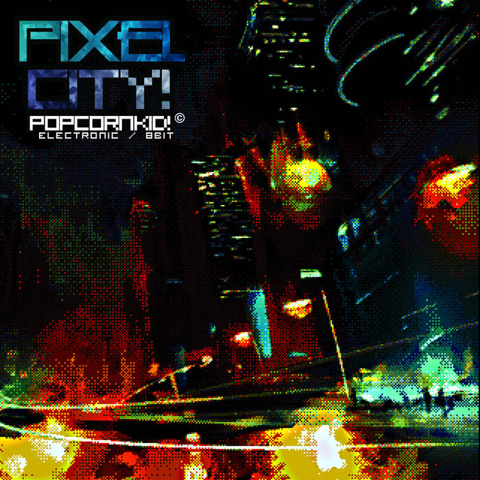 Pixel City! cover art