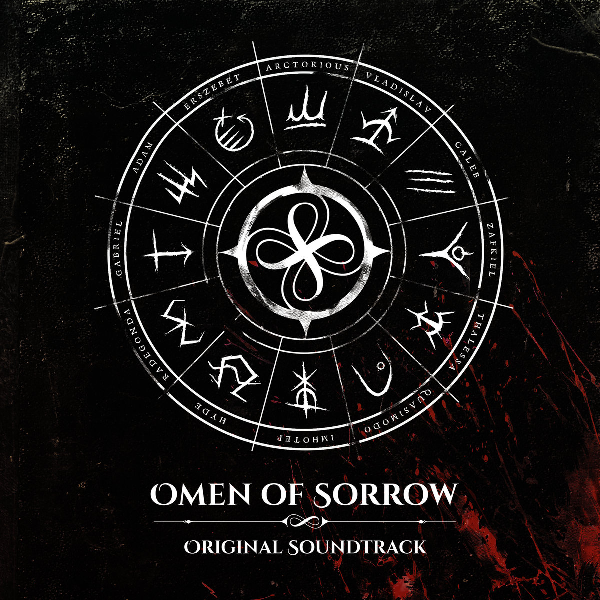 Omen of Sorrow (Original Game Soundtrack) | Francisco Cerda