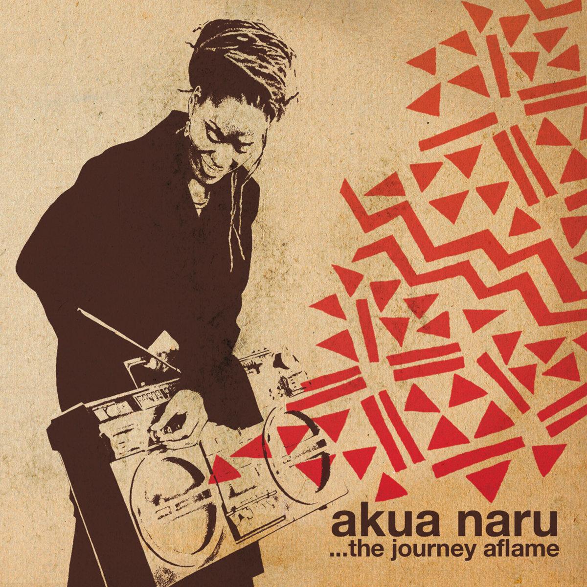 akua naru the journey aflame album